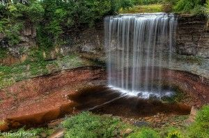 Indian Falls, Owen Sound, Ontario