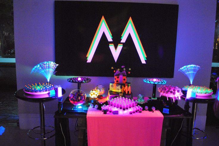 Que seja um sonho: DIY: Como estou organizando a minha festa! (Neon NY)