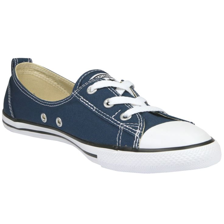 Converse-Chuck-Taylor-All-Star-Ballet-Lace-Schuhe-Sneaker-Ballerinas-Damen