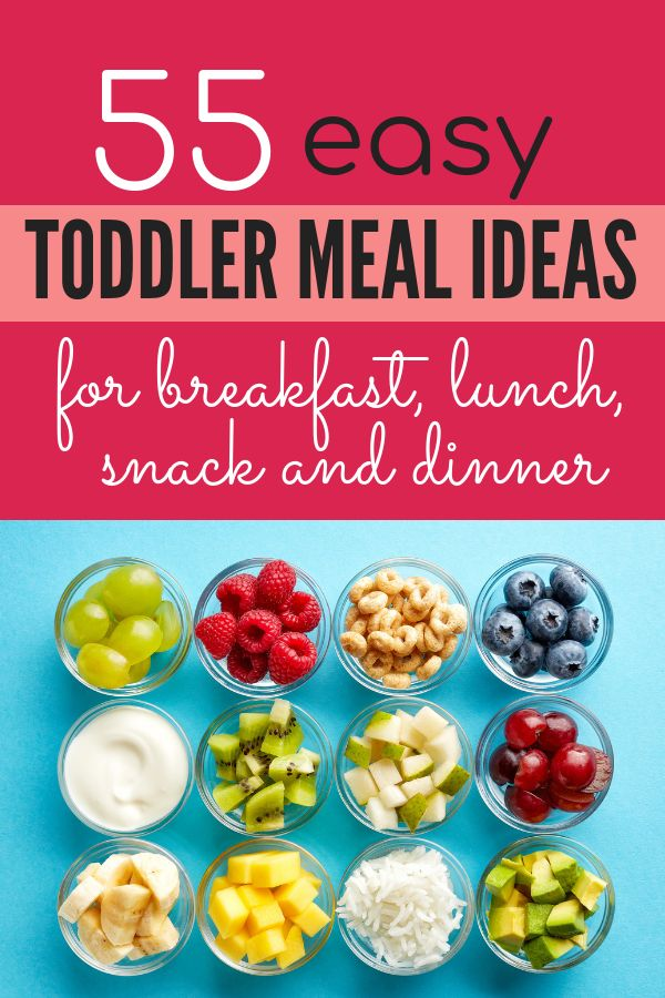 What To Feed A One Year Old 55 Meal Ideas Healthy Toddler Meals Easy Toddler Meals Baby Food Recipes