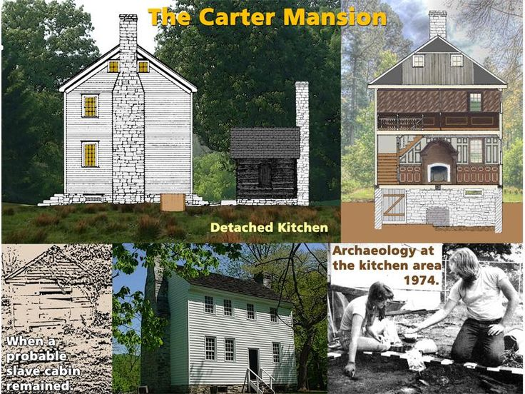 Number 5 in a series of Tennessee State Park History Blogs by Ward Weems.  The Carter Mansion in Elizabethton, Tennessee is an astounding architectural survival of the American frontier.