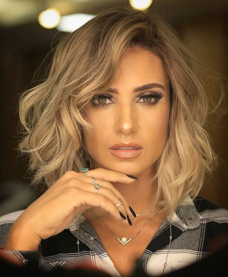10 Stylish Medium Bob Haircuts for Women – Easy-Care Chic Bob Hair 2019