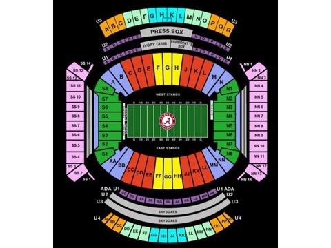 Univeristy of Alabama vs Auburn Football | Alabama football | Pintere ...