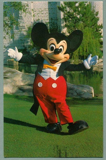 Mickey Mouse #Disney