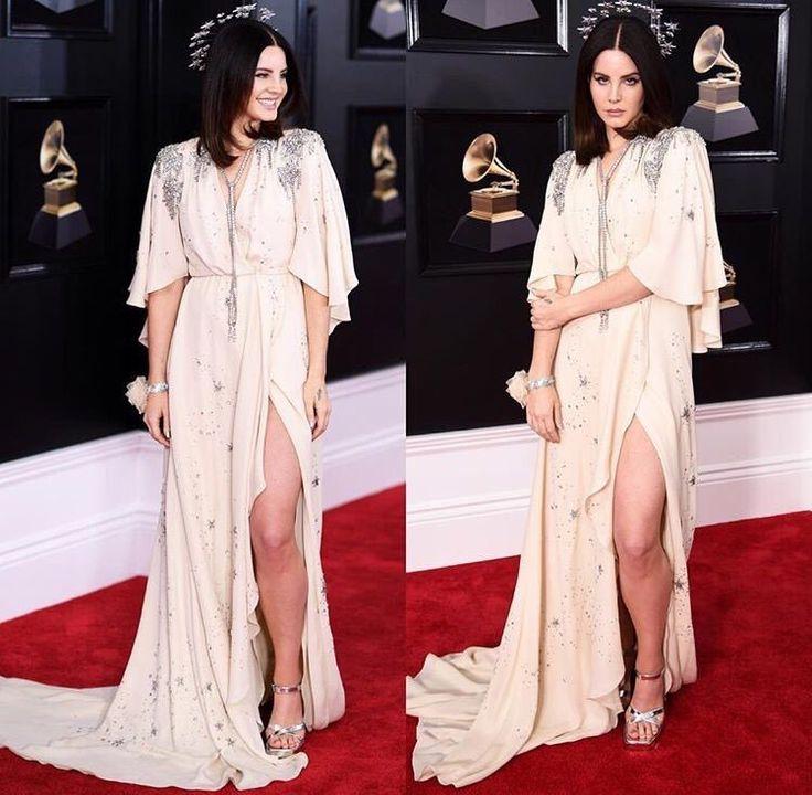 Grammy 2018 Lana Del Rey