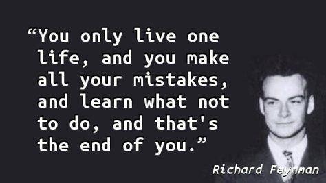 Richard Feynman - Learn
