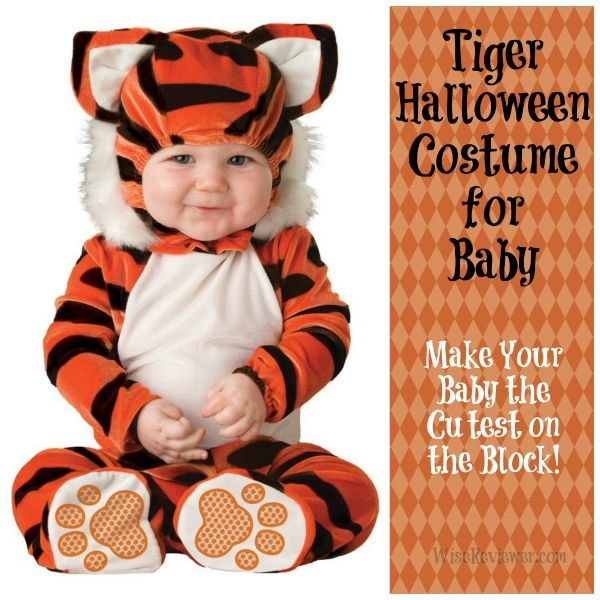 Unisex Tiger Halloween Costume for Baby Review