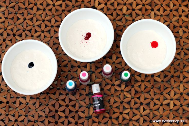 3 Ingredient DIY Puffy Paint