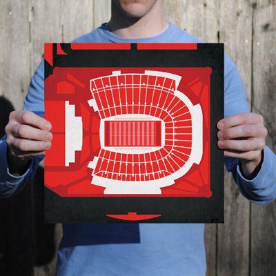 Papa John's Cardinal Stadium located at the University of Louisville in…