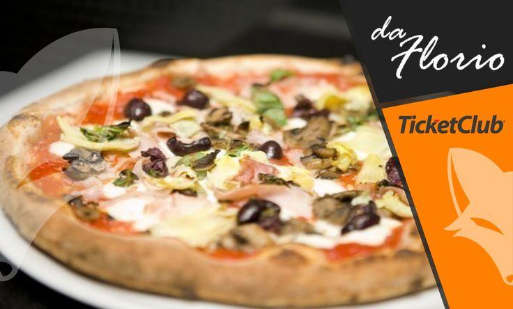 Menù Pizza x2 a 14€ Da Florio - Melito