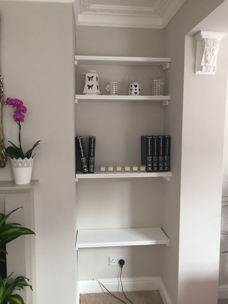 Skimming Stone, Farrow And Ball, Victorian Shelves