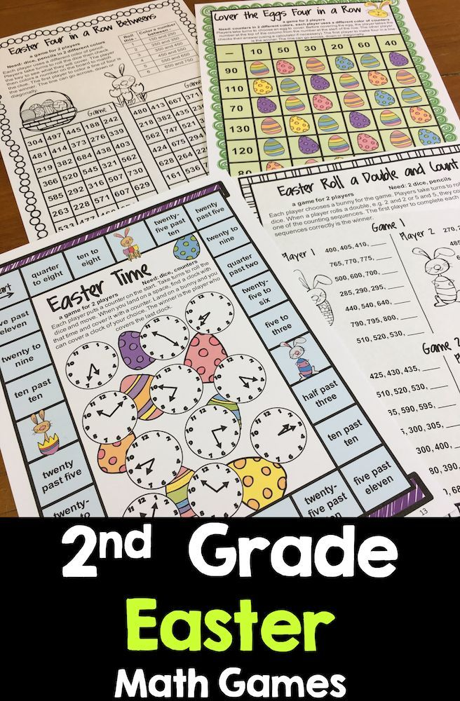 Fine Math Worksheet Kids Maths Easter Addition Easter Math Word ...