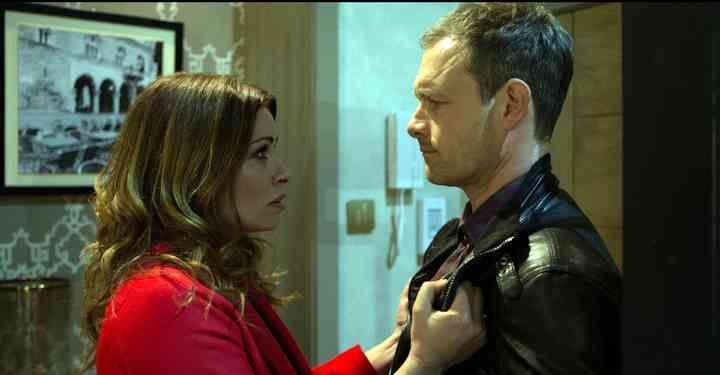 Coronation Street spoilers itv carla | Coronation Street spoilers: Nick tells Carla that the wedding is OFF ...