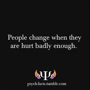 psychology facts quotes - hurt
