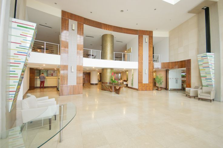 Recepção Hotel Oásis Fortaleza & Imperial