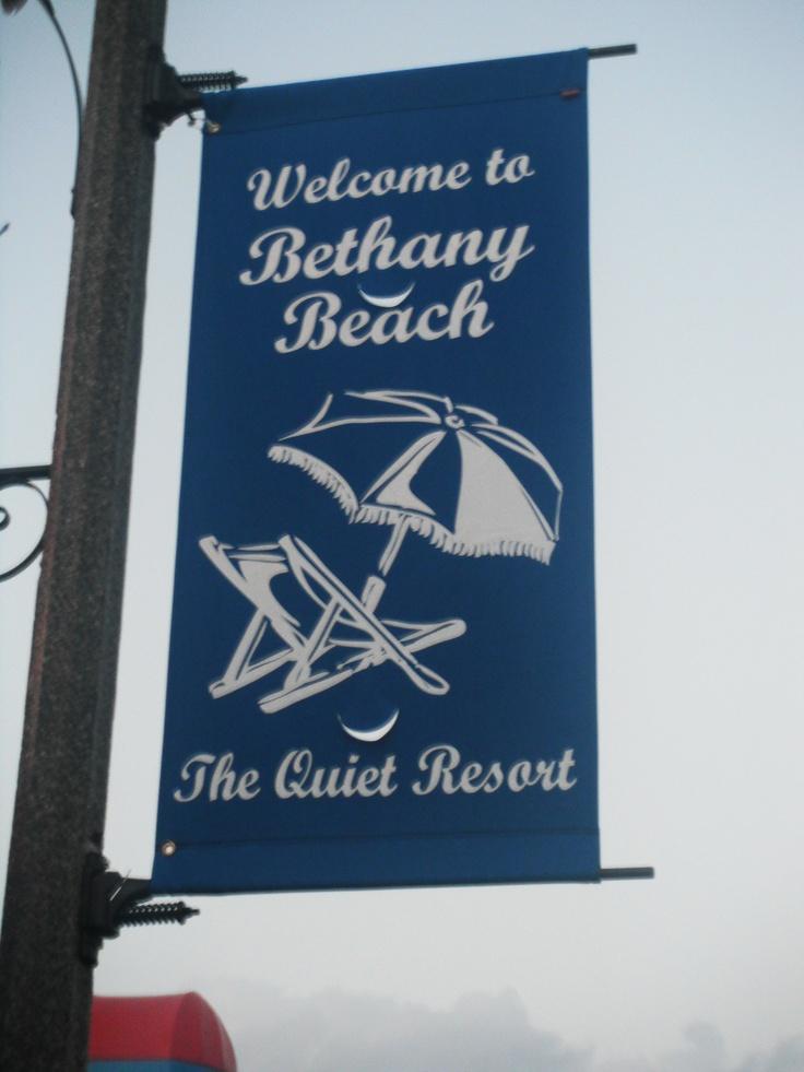 Bethany beach, Delaware <3