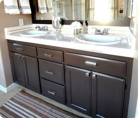 Best Builder Grade Vanities And Cabinets On Pinterest 400 x 300