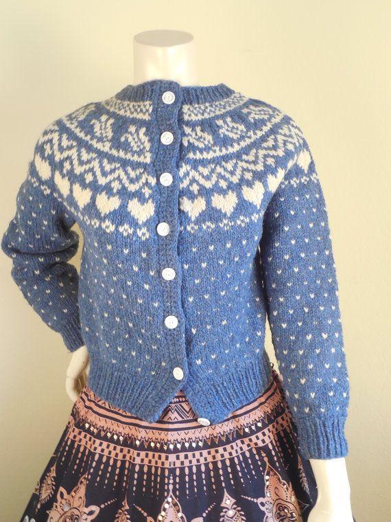Vintage Vermont Classics Sweater in Fair Isle by stilettoRANCH