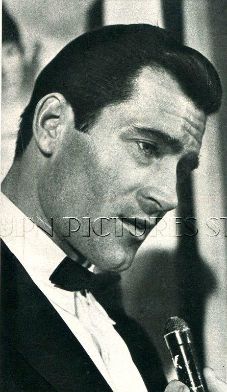 Clint Walker, 1963.