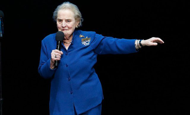 Madeleine Albright Goes Viral With Defiant Anti-Trump Announcement (DETAILS)