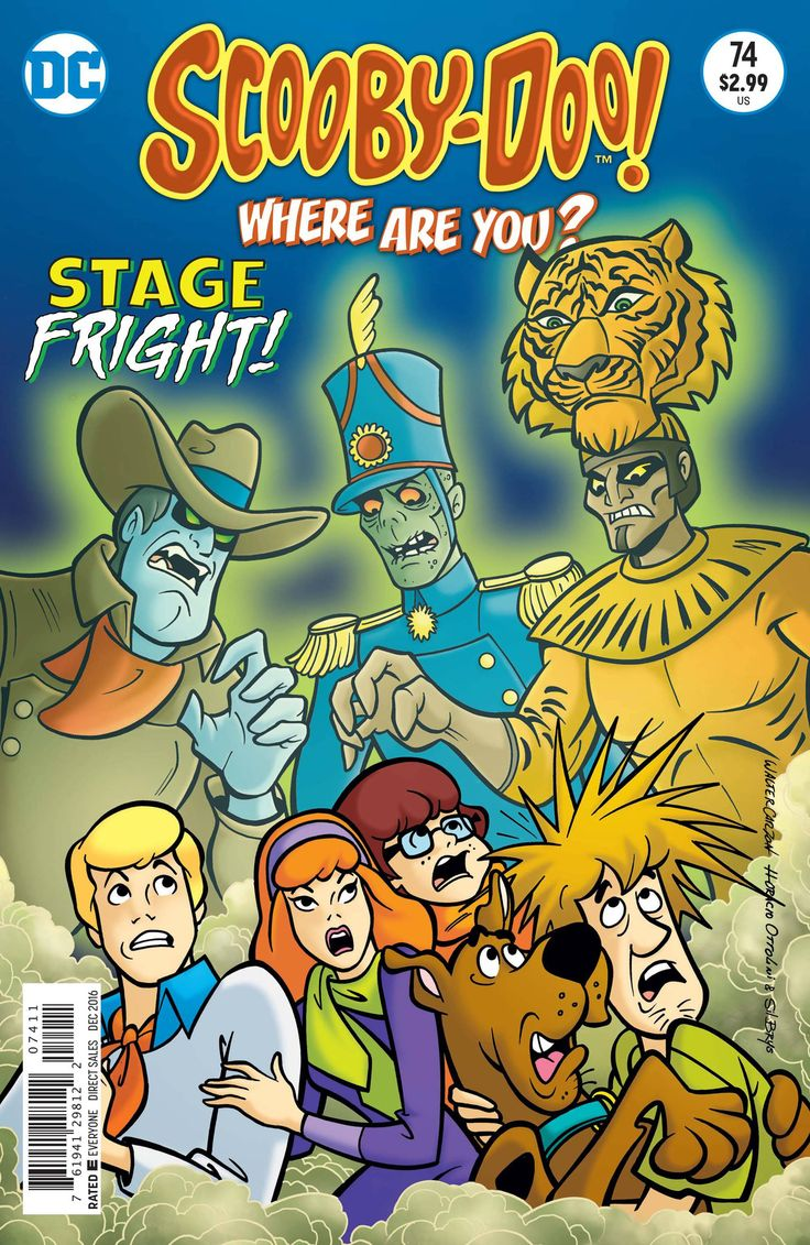 "Scooby and the gang go backstage at Broadway's hottest musical-""Franklin!""-when ghosts threaten to bring the curtain down on the show for good! Is the ghostly Founding Father really to blame, or is th"