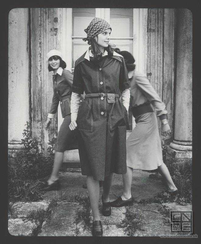 Pavel Janek - Fashion photograhy III. / Módna fotografia III. (1976)