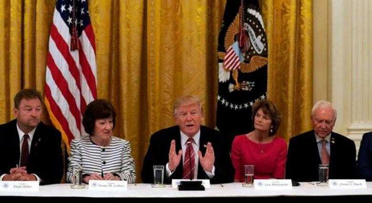 Facing revolt on healthcare bill, U.S. Senate Republicans delay vote