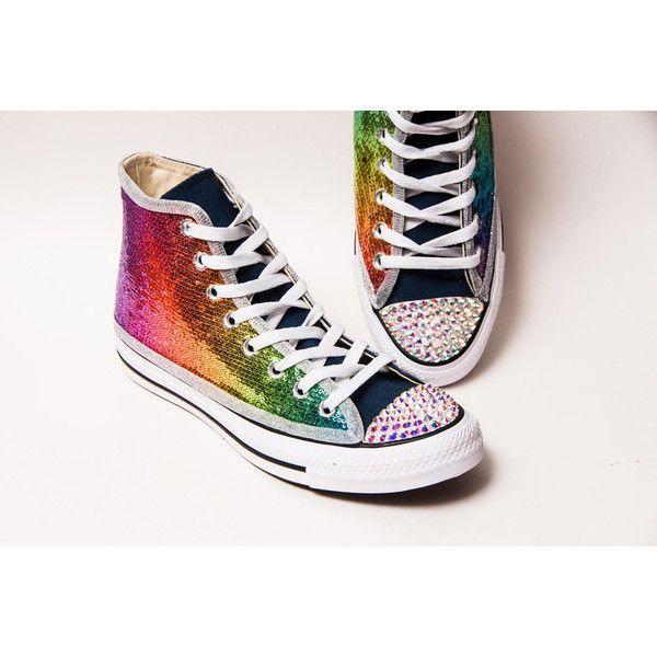 Park Moda Womens Rainbow Casual Fashion Sneakers