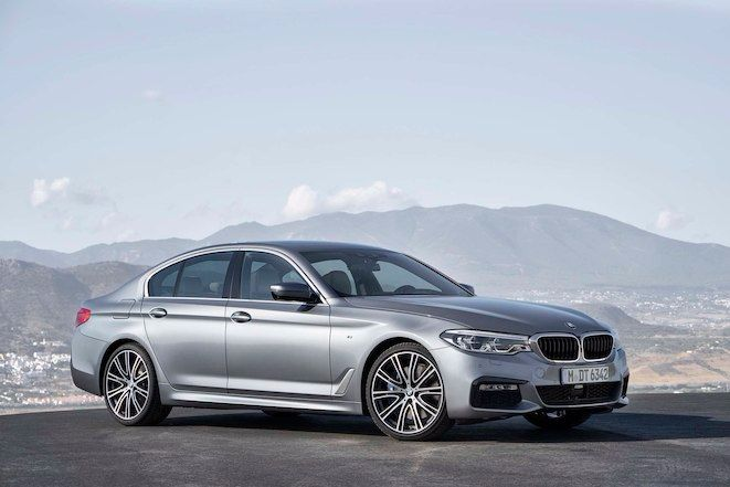 You'll love the #BMW #540i's many available safety and convenience features and the cool multimedia technology.