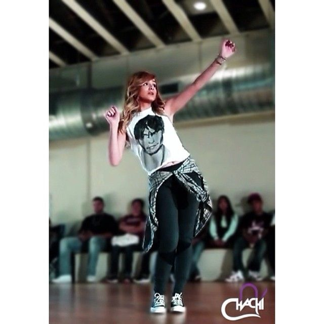 Instagram photo by @ichachifever0123 (Olivia Chachi Gonzales) |  An amazing dancer with a unique style and personality !!!