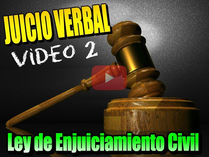 TEMA 16 (VI) JUICIOS VERBALES DE CARÁCTER PLENARIO Y SUMARIO./ CASOS ESPECIALES/ DESHAUCIO/EN MATERIA DE COMPRAVENTA PLAZOS Y ARRENDAMIENTO FINANCIERO/ TUTELA POSESORIA/ TUTELA DE DERECHOS REALES INSCRITOS/RECTIFICACIÓN DE HECHOS INEXACTOS. [Procesos Declarativos en la LEY DE ENJUICIAMIENTO CIVIL] Legislación Tema 16 Oposiciones AUXILIO JUDICIAL [Oposiciones Justicia 2017 2018]