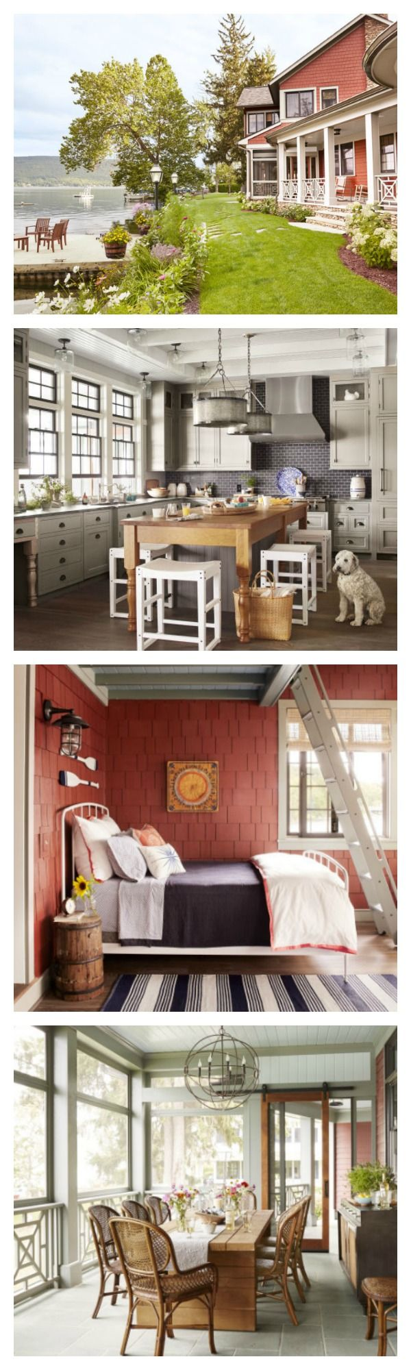 490 best lake house living images on pinterest lake houses 10 essential rules for decorating a lake house