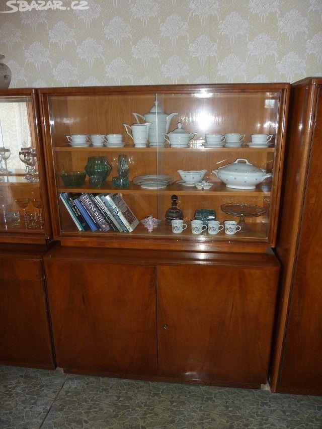 Prodám starožitný nábytek Halabala - obrázek číslo 2
