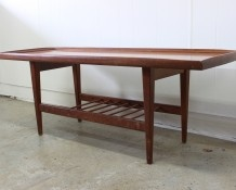 1960s Coffee Table by Jon Jansen, New Zealand - The Vintage Shop