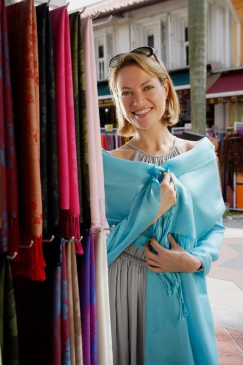 Very helpful post for women on what clothing to wear in Dubai.