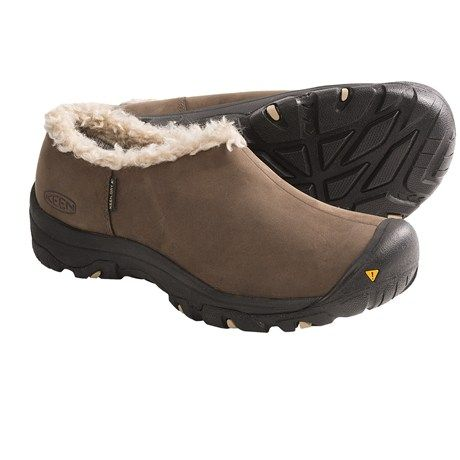 Keen Bailey Slip On Winter Shoes Waterproof For Women