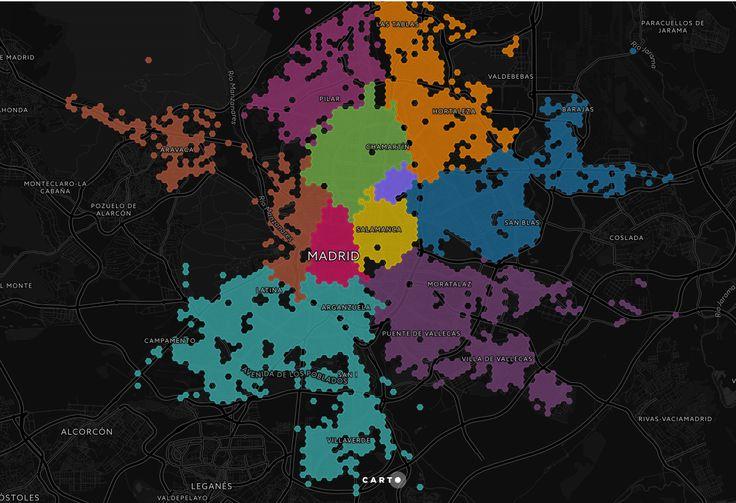 Madrid  (EFE).- Los turistas en Madrid gastan más en museos y sus alrededores que en Barcelona, y los vecinos de Vila de Gràcia (Barcelona) comparten el mismo estilo de vida que los de Malasaña (Madrid); según los datos que arroja el proyecto Urban Discovery, elaborado por BBVA con ayuda del 'big data'.