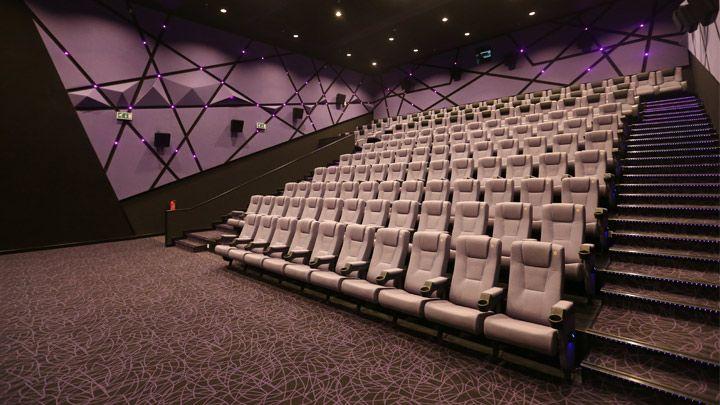 Image Result For Novo Cinemas Pearl Cinema Design Cinema Room Home Cinema Room