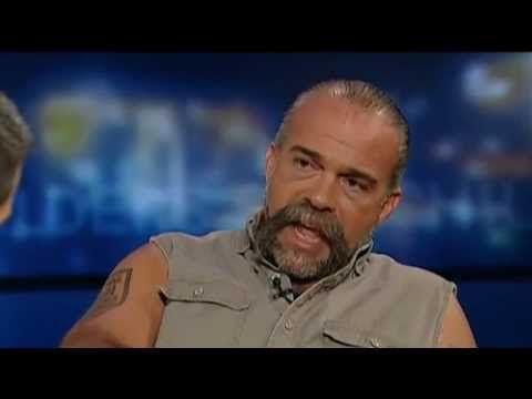 George Stroumboulopoulos Interviews Sam Childers - Sept 2011 - YouTube