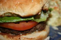 Deep South Dish: The All American Burger