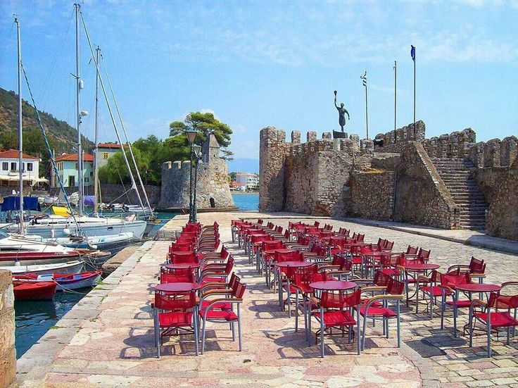 GREECE CHANNEL | The picturesque town of Nafpaktos....The Venetian port!!
