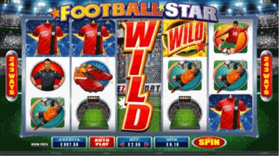 5-reel video slot gives you the opportunity to meld your interests in gambling and football.Vizit our page to find out more new games by microgaming.