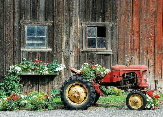 Tractor With Windows : Best images about country love faith and family fun