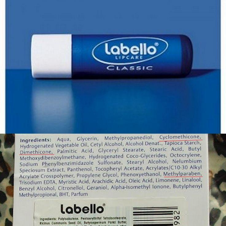 Silicone e conservanti per questo prodotto.....decisamente bocciato!