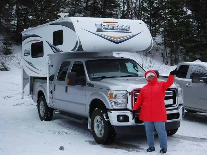 21++ Lance truck campers for sale best