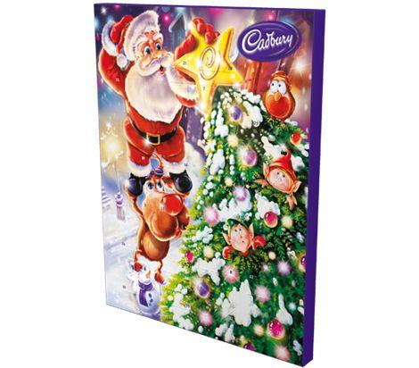 Myers of Keswick has Cadbury Chocolate Advent Calendars! #NYC #Christmas