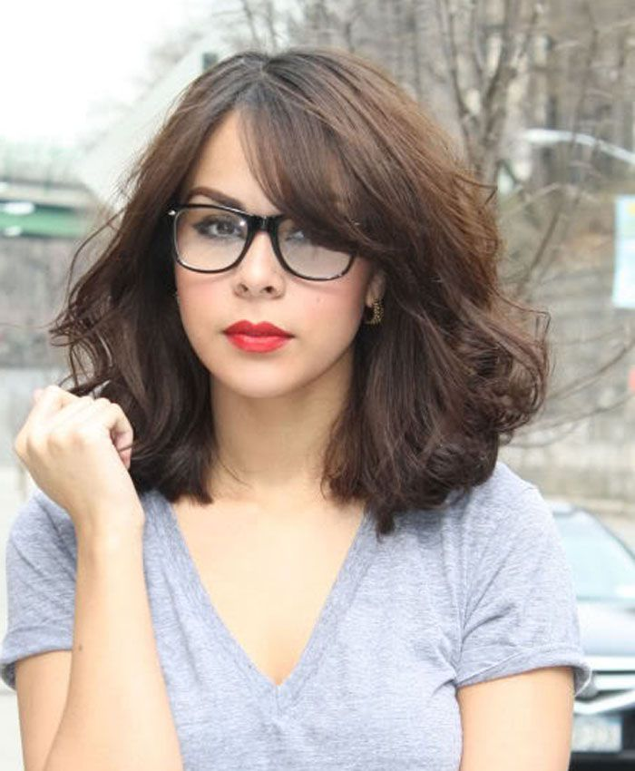 Top 15 Bangs And Glasses The Perfect Combination New Old