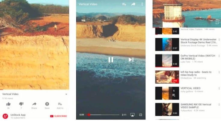 YouTube'un mobil uygulamasına yeni video formatları geliyor! #İşCep #AnındaBankacılık #teknoloji #mobilhaber #mobiluygulama #mobilhayat #technology #mobilcihaz #teknolojihaberleri #haber