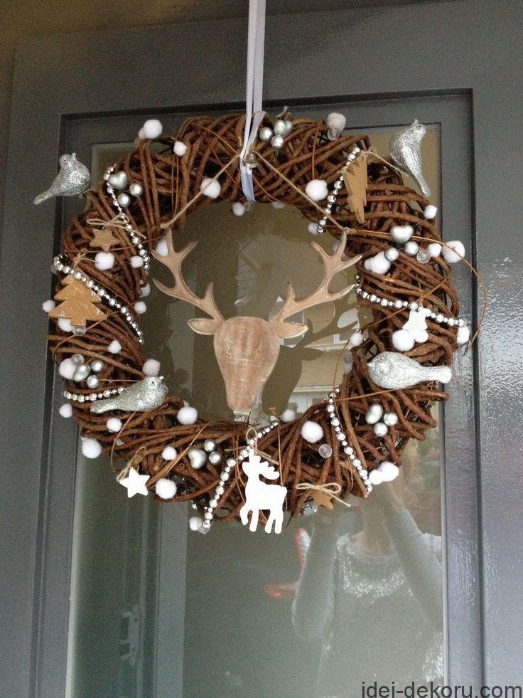 �аг��зка... Читайте також також Сніжинки з ялинкових гілок та шишок. Фото-ідеї Ялинкові прикраси з мішковини (31 фото) Об'ємні сніжинки. Фото і майcтер-клас Новорічний еко-декор з … Read More