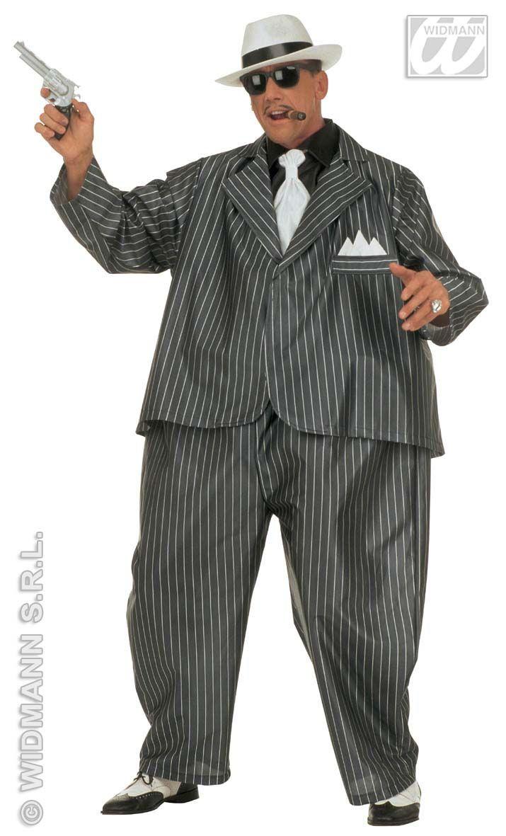 #Gangster Disfraz de Gangster Gordo con aro, chaqueta y corbata. Este es un modelo super gracioso y divertido. http://www.disfracessimon.com/disfraces-originales-divertidos/51-disfraz-gangster-gordo-p-51.html